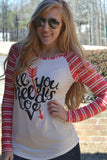All You Need Is Love Top-Coral