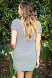 Ohh Jessie Shirt Dress - Kennadi Lane - 3