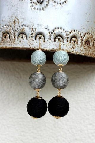 Cute Bauble Earrings