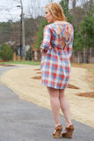 Time for the Party Babydoll Dress - Kennadi Lane - 2