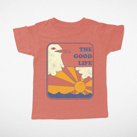 The Good Life Graphic Tee Shirt