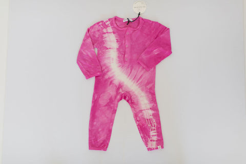 Anderson Onesie Pink Lighting