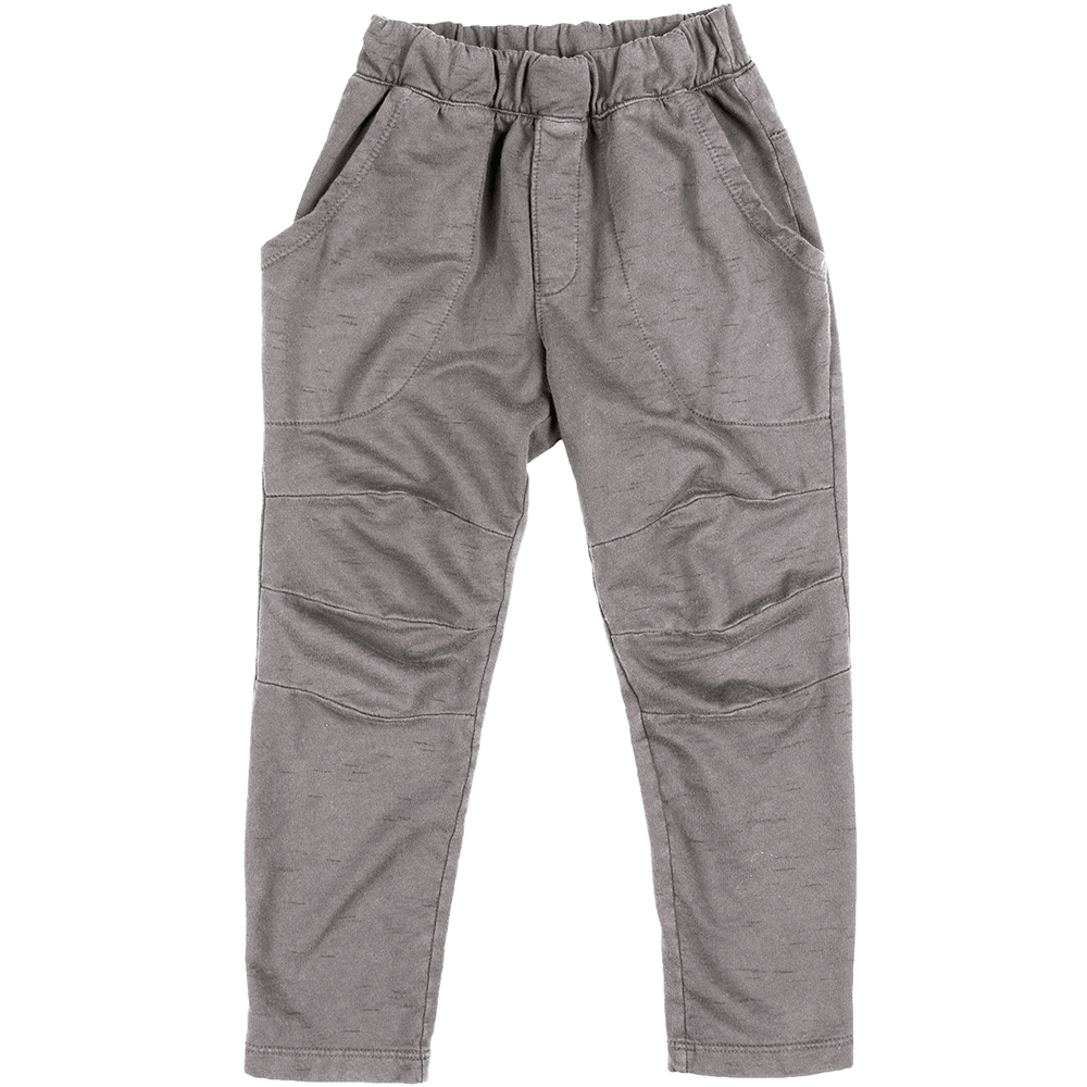 RYU Marble Moto Pant in Platinum