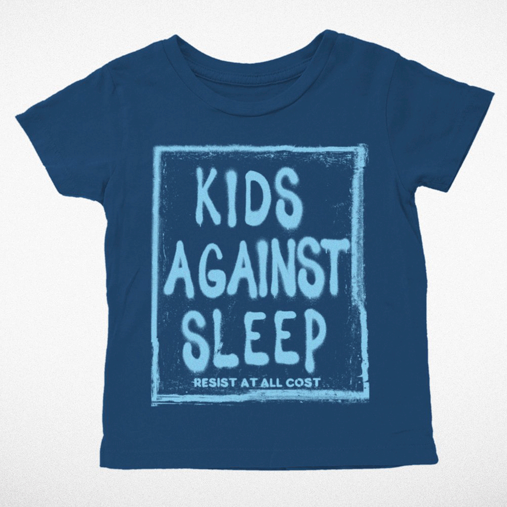 Kids Against Sleep Tee