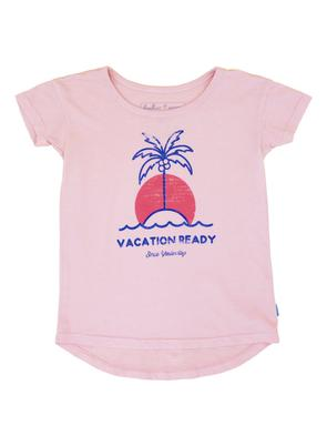 Vacation Ready Jasmine Tee