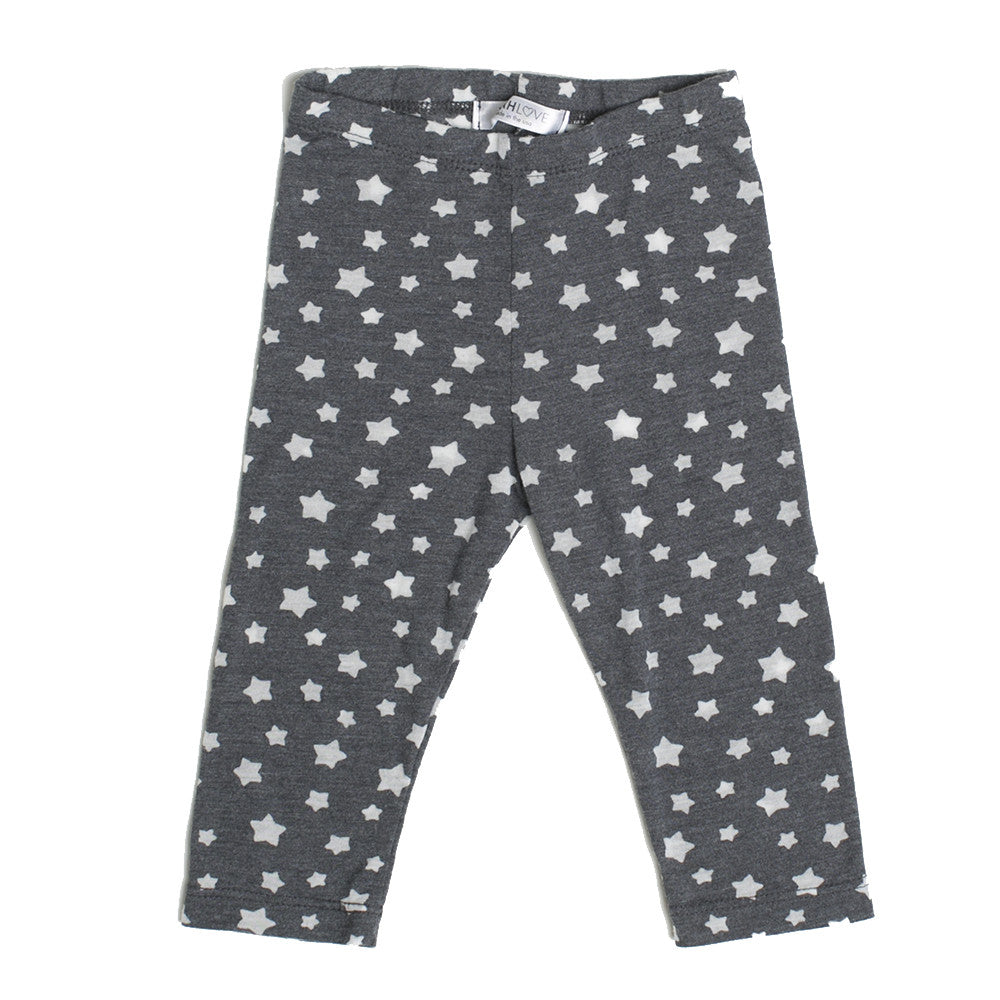 Asher Star Burnout Leggings