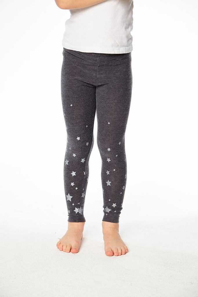 Starry Night Cozy Knit Leggings