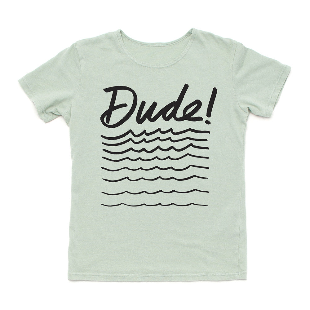 Dude Graphic Tee