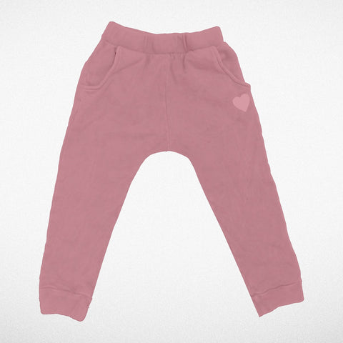 """Cozy Time"" Velour Joggers"