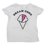 Unicorn Dream Cone Graphic Tee