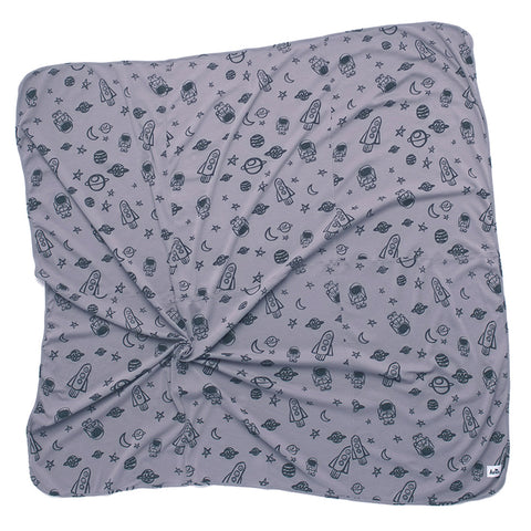 Space Print Baby Blanket/Swaddle