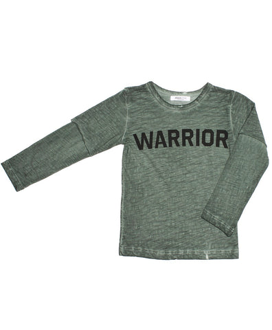 Kevin Warrior Long Sleeve Top