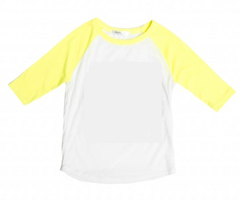 Kingston 3/4 Sleeve Baseball Tee