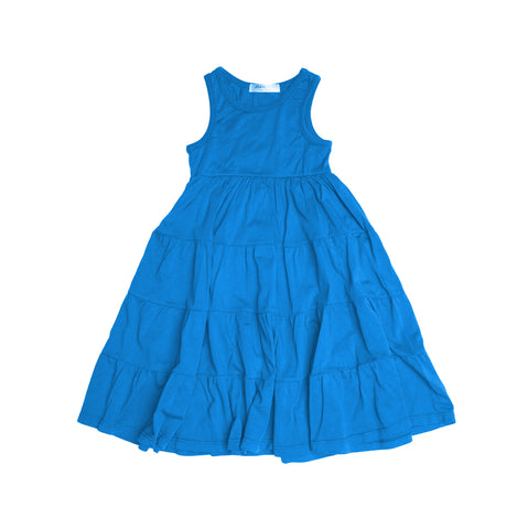 Kinsey Soft Tiered Twirly Dress