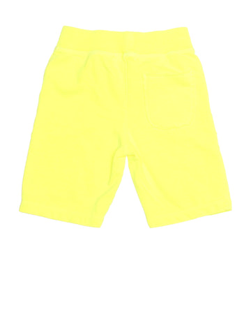 Knox Short in Neon Yellow