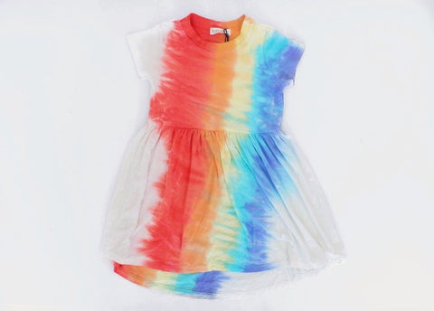 Magic Dress in Rainbow