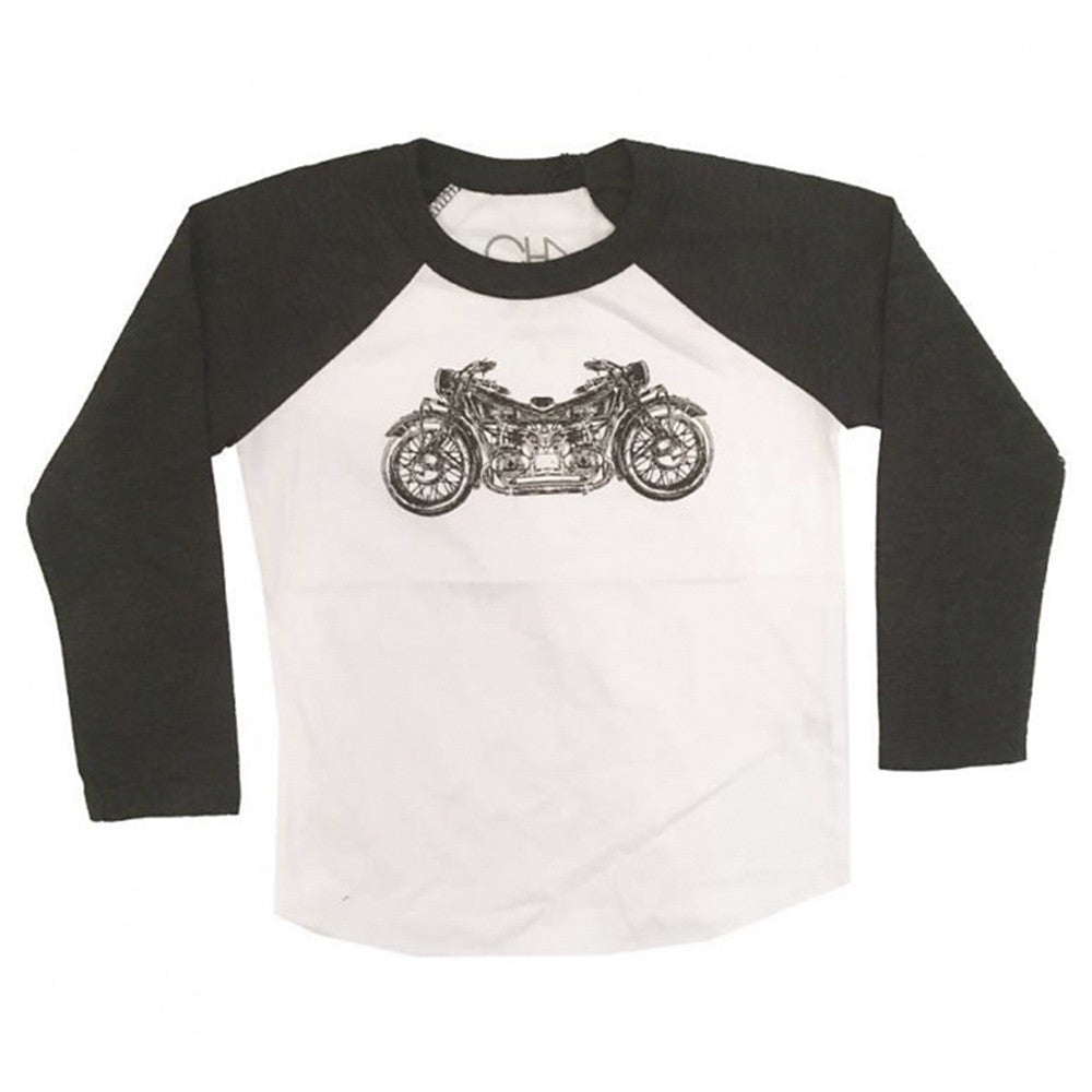 Reflected Motorcycle Tee
