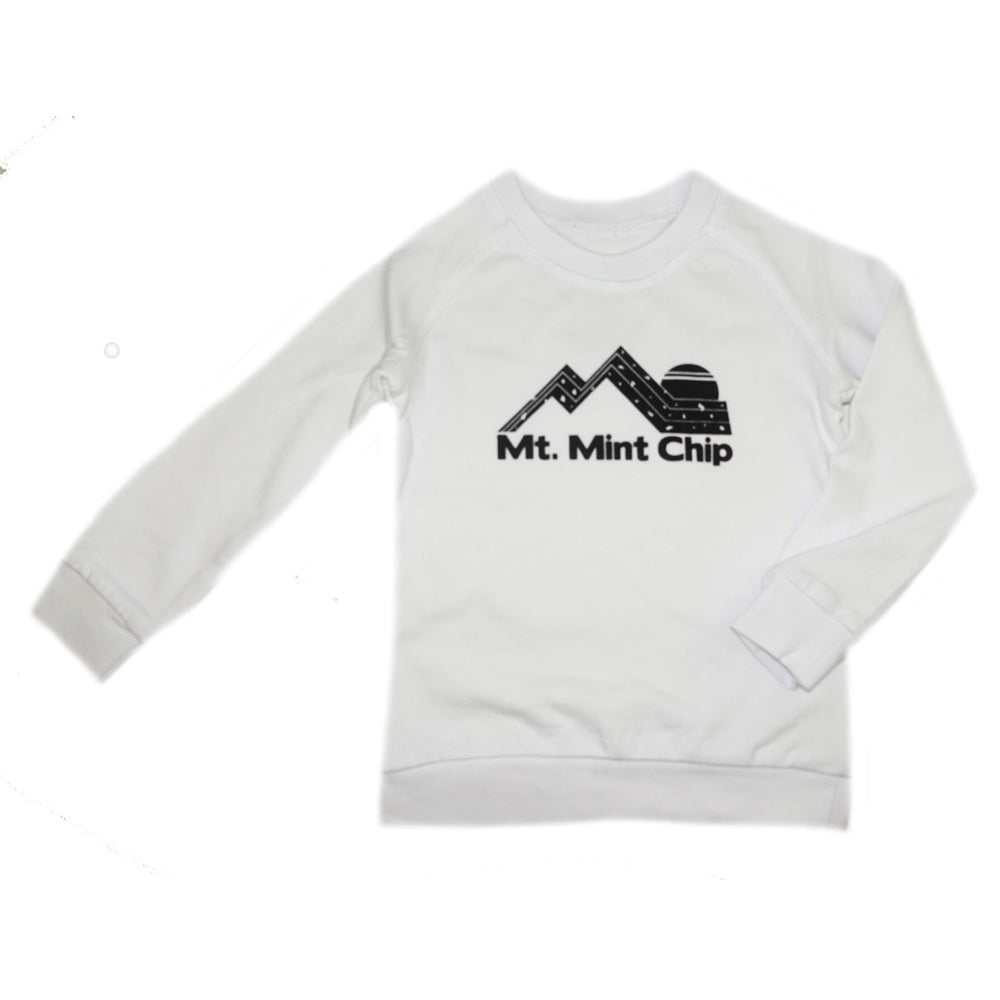 Mt. Mint Chip Graphic Pullover
