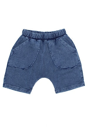 Neal Vintage Washed Shorts