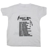DJ Night Owl Graphic Tee