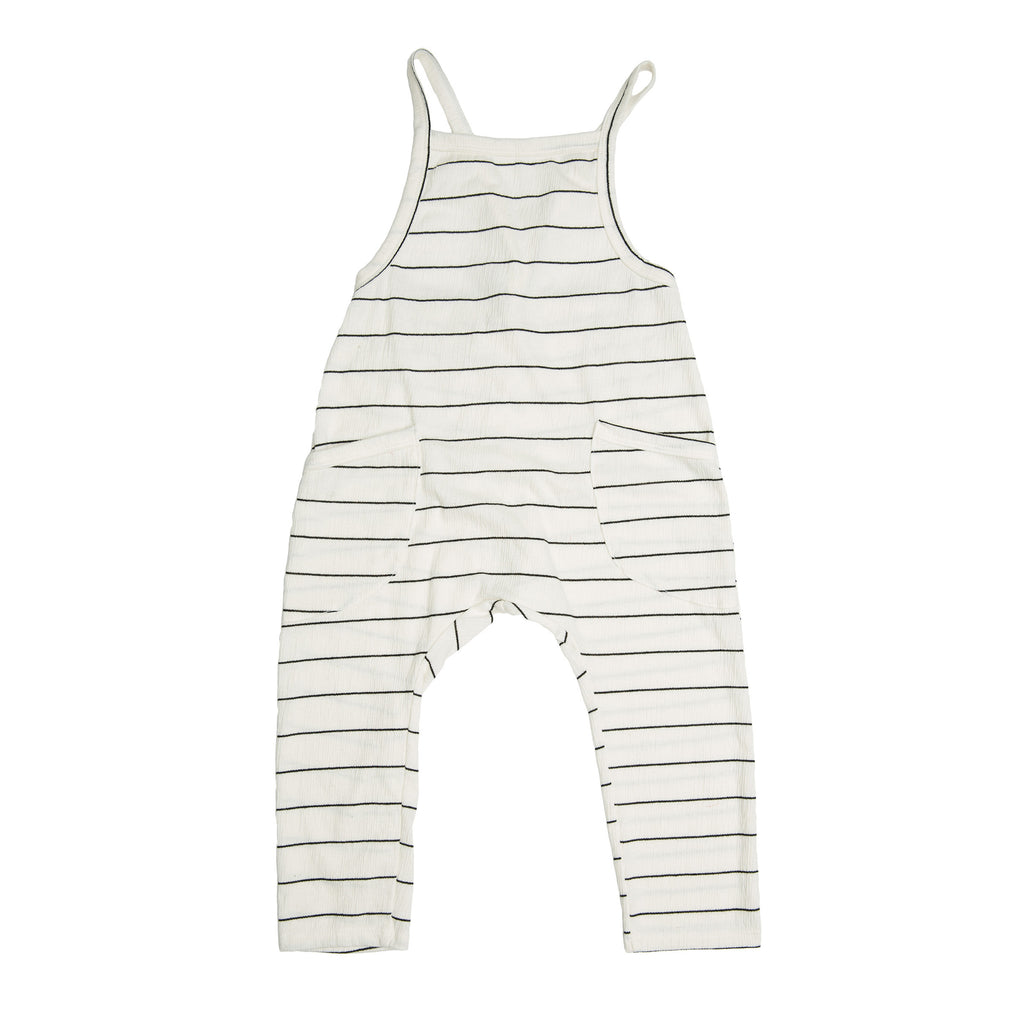 Peyton Striped Romper