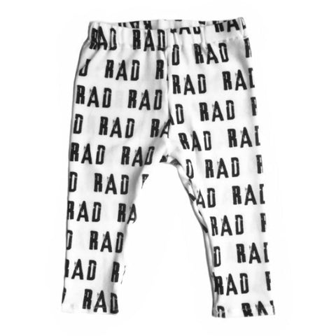 R A D Leggings
