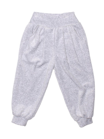 Sonia Velour Girls Jogger Pant