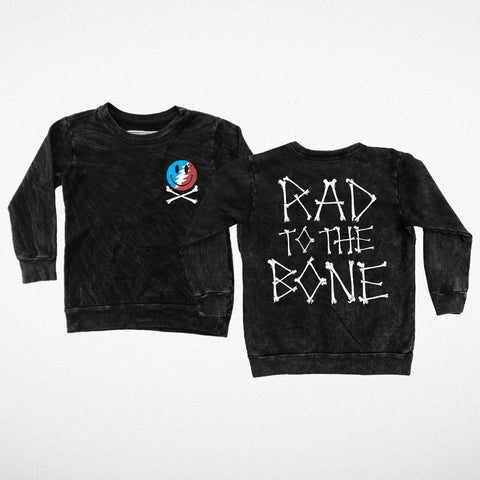 """Rad to the Bone"" Sweatshirt"