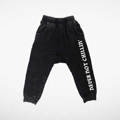 """Never Not Chilln"" Jogger Pant"