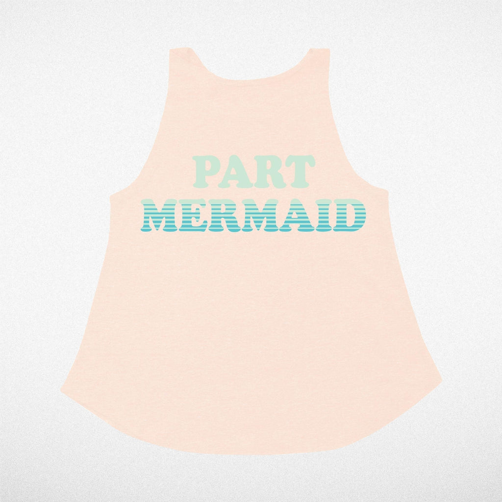 Part Mermaid Tank