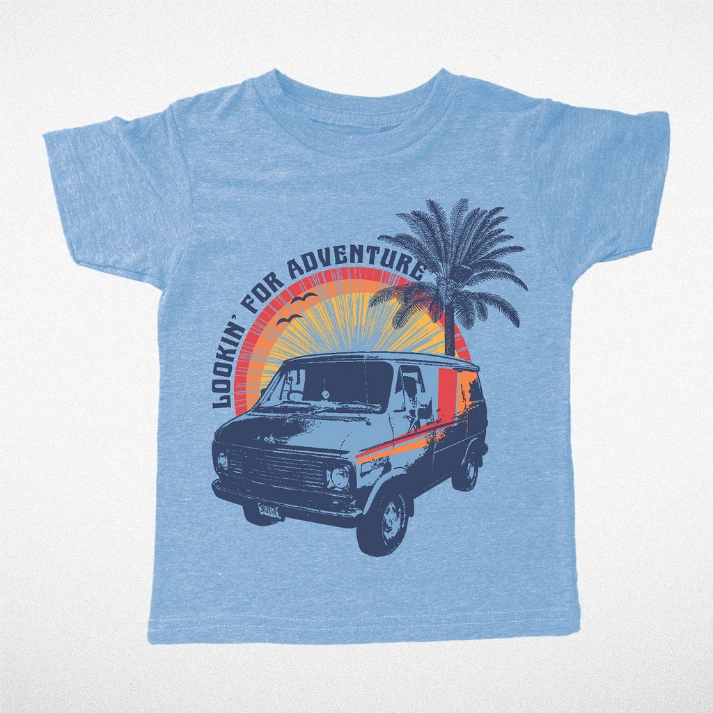 Lookin' for Adventure Tee