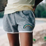 Rainbow Dolphin Short