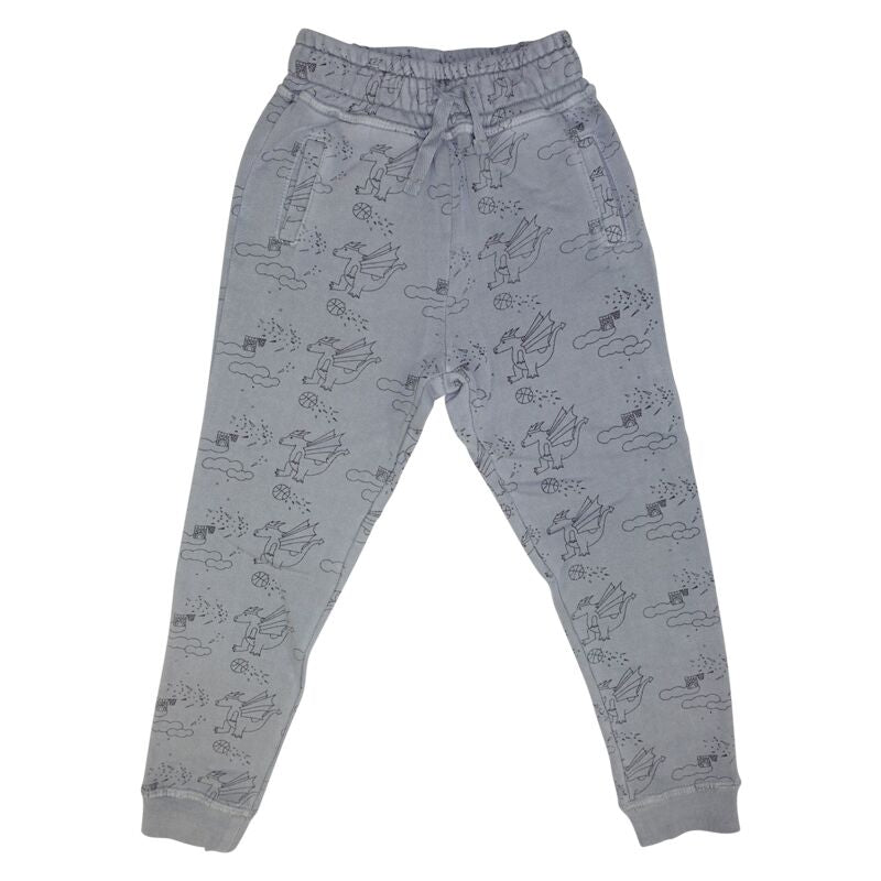 Dragon Print Jogging Pant