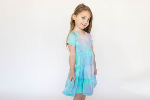 Ryan Dress in Unicorn