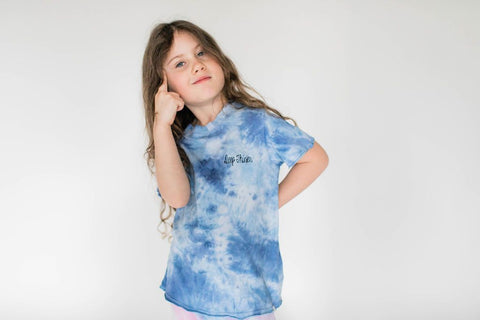 Cali Tee: Deep Thinker in Seaglass