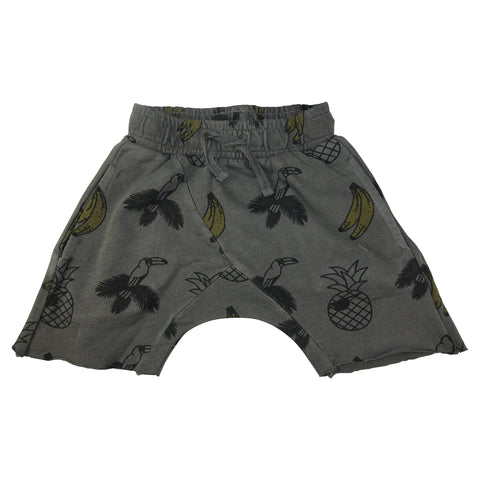 Banana & Bird Harem Shorts