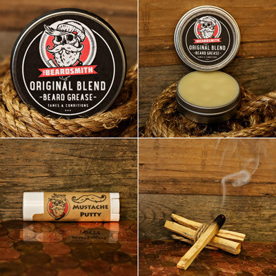 All Beard and Mustache Care Products