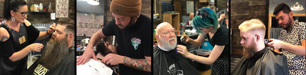 The Beardsmith Barber Services