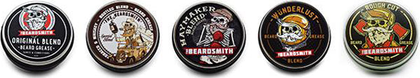 The Beardsmith Beard Care Products