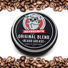 Why Our Beard Grease Has Coffee In It