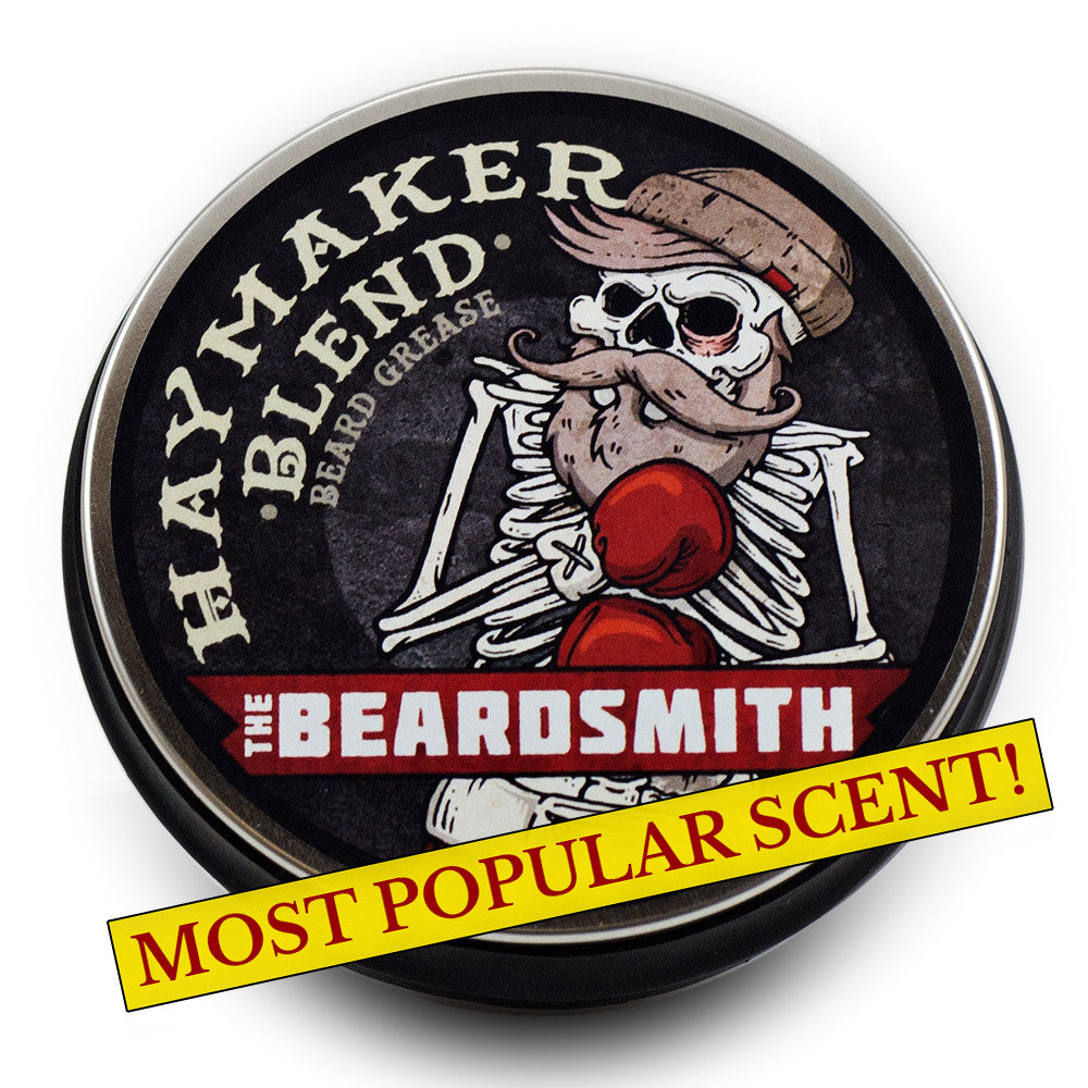 Beard Grease - Haymaker Blend