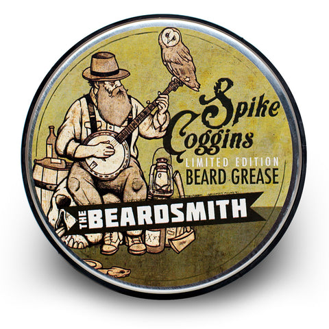 Beard Grease - Spike Coggins Blend