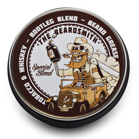 Beard Grease Bootleg Blend Beardsmith