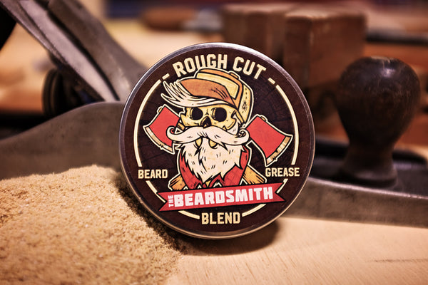 Beard Grease - Rough Cut Blend