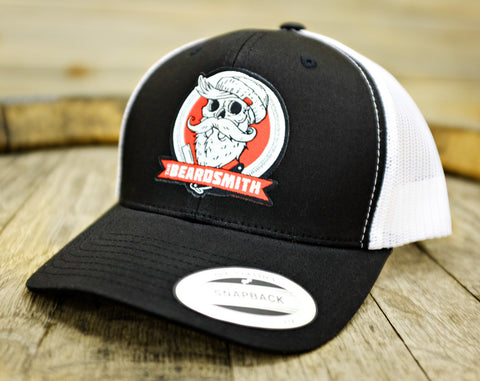 Beardsmith Snapback Trucker Cap