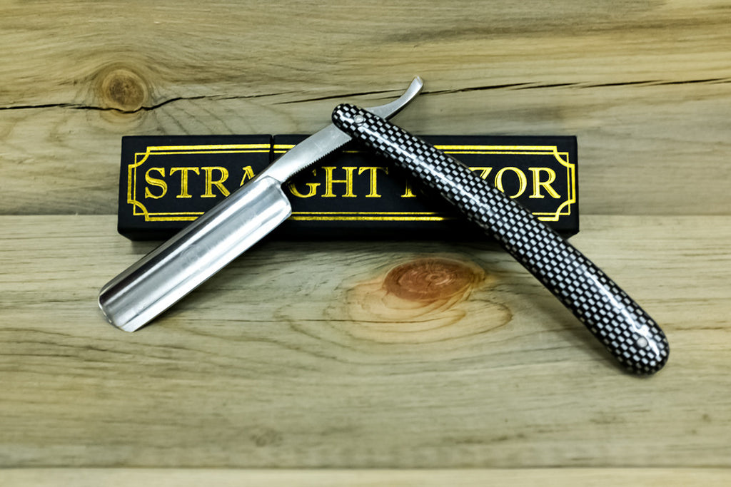 Grim Dollar Straight Razor