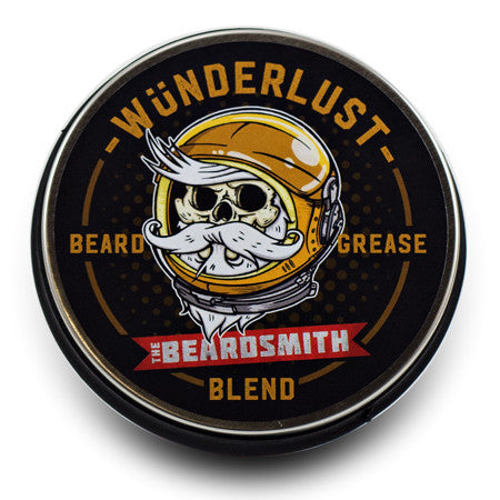 Beard Grease - Wunderlust Blend