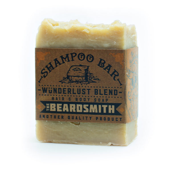 Beard Bar - Conditioning Shampoo Soap