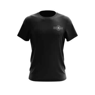 Short Sleeve Logo Shirt - Black