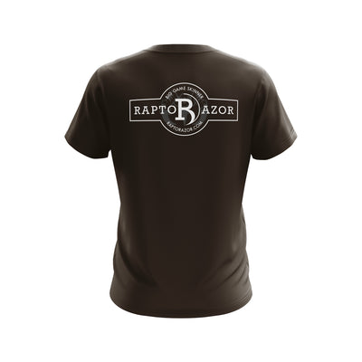 Short Sleeve Logo Shirt - Dark Chocolate